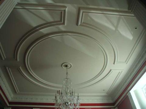Plaster Period Ceiling_Felber Ornamental