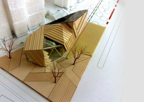 Site Model Architects_ Mochen Architects & Engineers Location_ Tianjin_ China Completion_ 2011