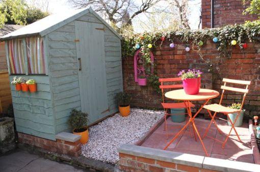 Small Garden and Balcony Decorating Ideas