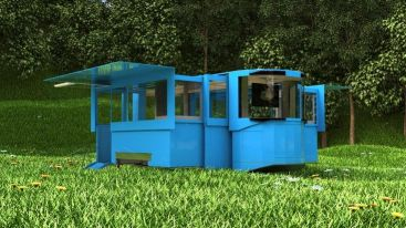 Solar_powered Expandable Eco Dwellings_ The Homes Of The Future