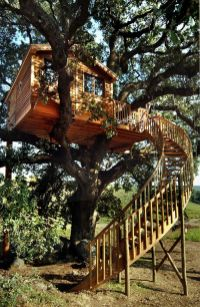 Stunning Getaway Treehouse In The Italian Countryside