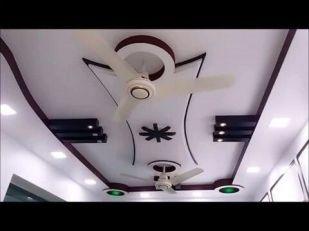 Stylish Modern Ceiling Design Ideas _ Engineering Basic (11)