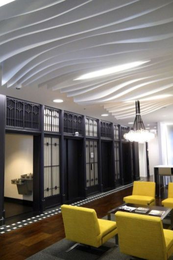 Stylish Modern Ceiling Design Ideas _ Engineering Basic (16)