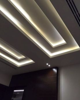 Stylish Modern Ceiling Design Ideas _ Engineering Basic (28)
