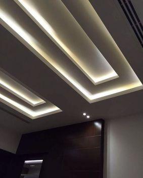 Stylish Modern Ceiling Design Ideas _ Engineering Basic (28)