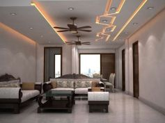 Stylish Modern Ceiling Design Ideas _ Engineering Basic (35)