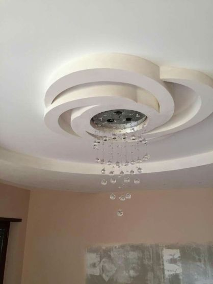 Stylish Modern Ceiling Design Ideas _ Engineering Basic (48)