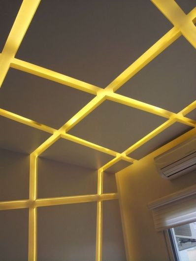 Stylish Modern Ceiling Design Ideas _ Engineering Basic (6)