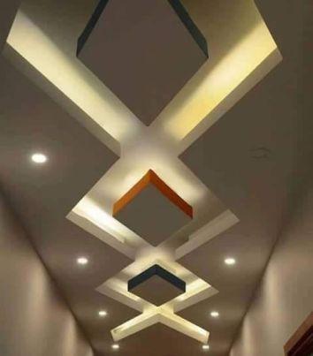 Stylish Modern Ceiling Design Ideas _ Engineering Basic (72)