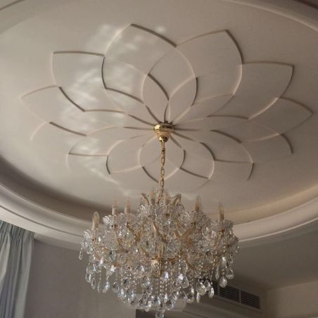 Stylish Modern Ceiling Design Ideas _ Engineering Basic (9)