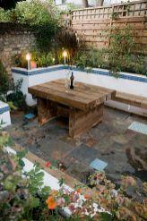 The Moroccan Courtyard Garden by Earth Designs. www.earthdesigns.co.uk. London Garden Design and landscape build. by Earth Designs _ Garden Design and Build_ via Flickr