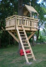 The Simple Tree House