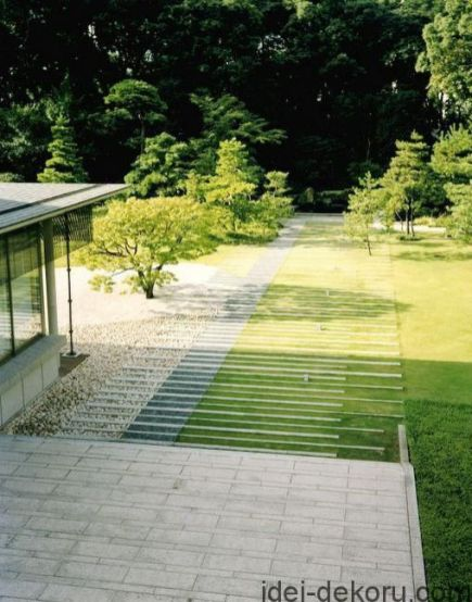 The landscape design of the backyard or private courtyard is not just the ability to transform the t. Only at first glance everything is simple – planted a few...
