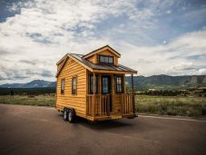These tiny houses can allow aging family members to maintain their own living space_ while still bei.