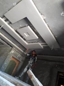 W_ro Gebaynesh ceiling