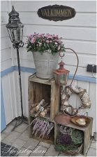 Wau_ With these ideas you can make old boxes stylish decoration_ _ DIY ... _boxes _decoration _ideas _stylish _these