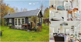We search the world over to share beautiful tiny houses with you and we've found out that some of th. With 463 square feet inside_ it's a beautiful getaway and it's currently for sale f