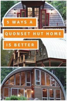 Why should you build a quonset hut home_ Here are five good reasons.