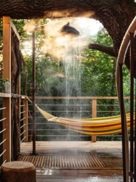 a luxury treehouse even better than your childhood dreams photos 213 This adult treehouse puts your
