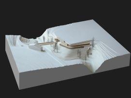 architectural model_ maquette_ modelo