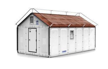 green design_ eco design_ sustainable design_ IKEA foundation_ IKEA refugee shelters_ United Nations