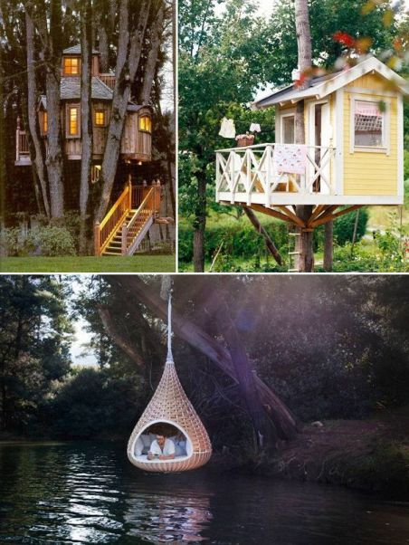 how to make a tree house