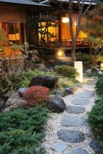i adore japanese gardens the neatness calmness delicate trees rocks water and moss beautiful uc