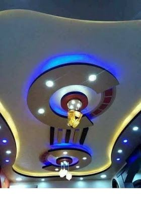 latest pop false ceiling designs pop wall designs for hall 2019 (2)