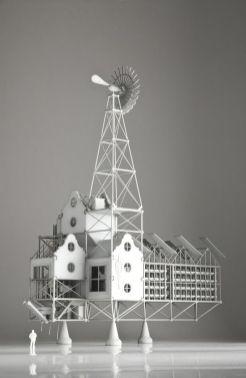 model architecture_ Photo
