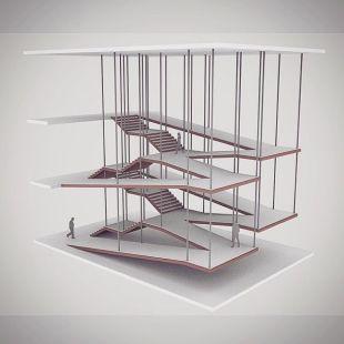nexttoparchitects_ by _pegorin _next_top_architects Escada_Rampa