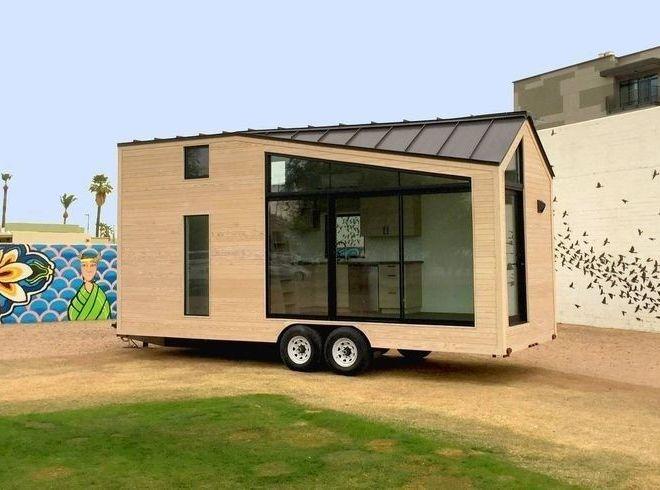 42 Amazing Tiny & Mobile Houses Design