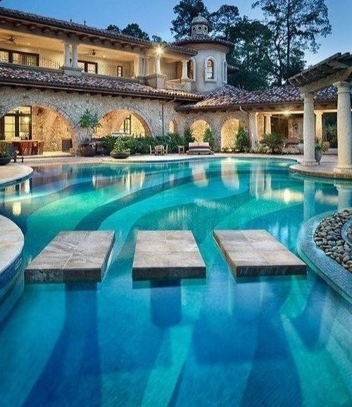 Awesome Swimming Pool Design Pictures