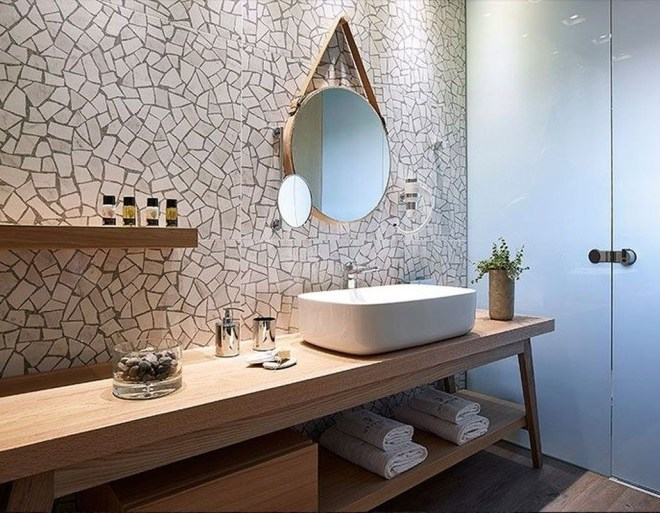 30+ Modern Bathroom Design Ideas with Amazing Storage