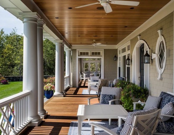 15 Traditional Patio Designs for Relaxing Moments at Home