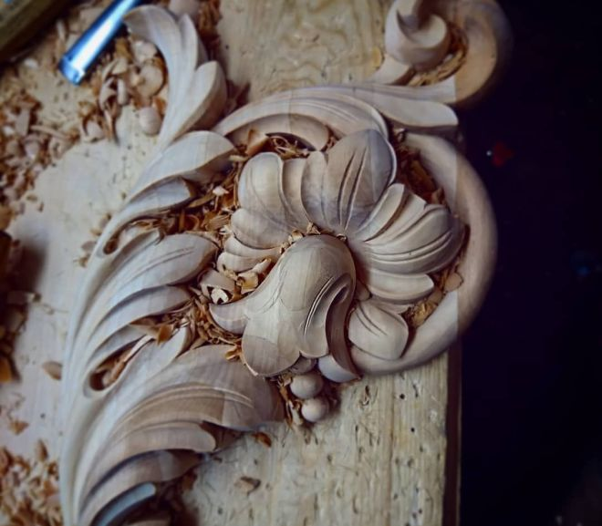 Amazing and Unbelievable Carved Wood You Need To See