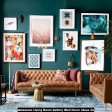 Awesome-Living-Room-Gallery-Wall-Decor-Ideas-24