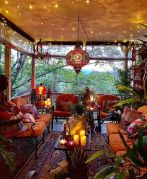 Beautiful-Bohemian-Sunroom-Decorating-Ideas-02
