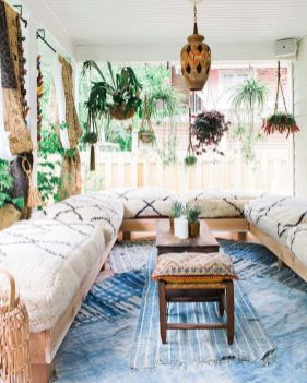 Beautiful-Bohemian-Sunroom-Decorating-Ideas-19