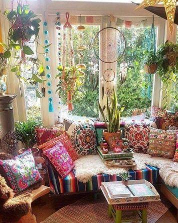 Beautiful-Bohemian-Sunroom-Decorating-Ideas-21