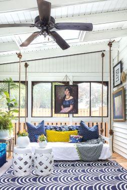 Beautiful-Bohemian-Sunroom-Decorating-Ideas-22