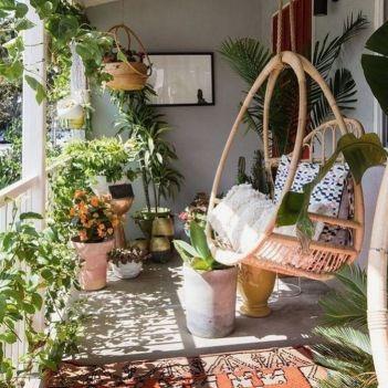 Beautiful-Bohemian-Sunroom-Decorating-Ideas-36
