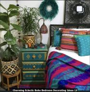 Charming-Eclectic-Boho-Bedroom-Decorating-Ideas-13