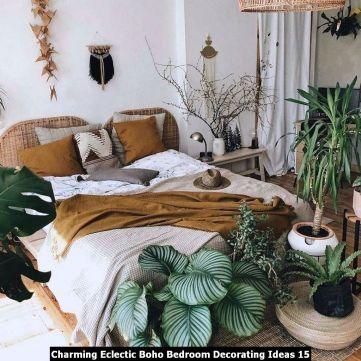 Charming-Eclectic-Boho-Bedroom-Decorating-Ideas-15