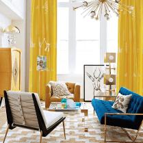 Inspiring-Summer-Curtains-For-Living-Room-Decoration-04