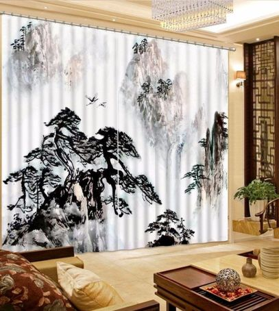 Inspiring-Summer-Curtains-For-Living-Room-Decoration-18
