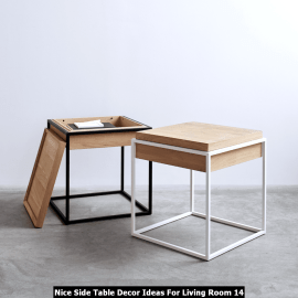 Nice-Side-Table-Decor-Ideas-For-Living-Room-14