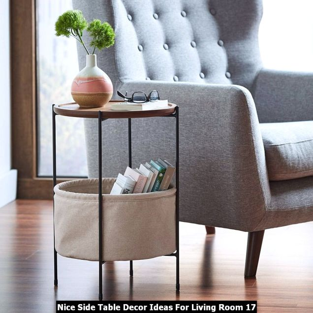 Nice-Side-Table-Decor-Ideas-For-Living-Room-17