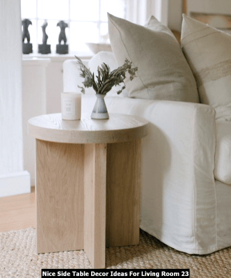 Nice-Side-Table-Decor-Ideas-For-Living-Room-23