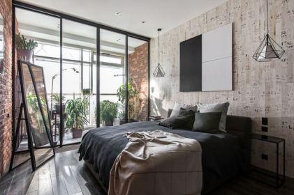 papier-peint-style-industriel-loft