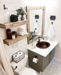 Fabulous-Rustic-Bathroom-Makeover-design-Ideas-for-Upgrade-Your-House-35